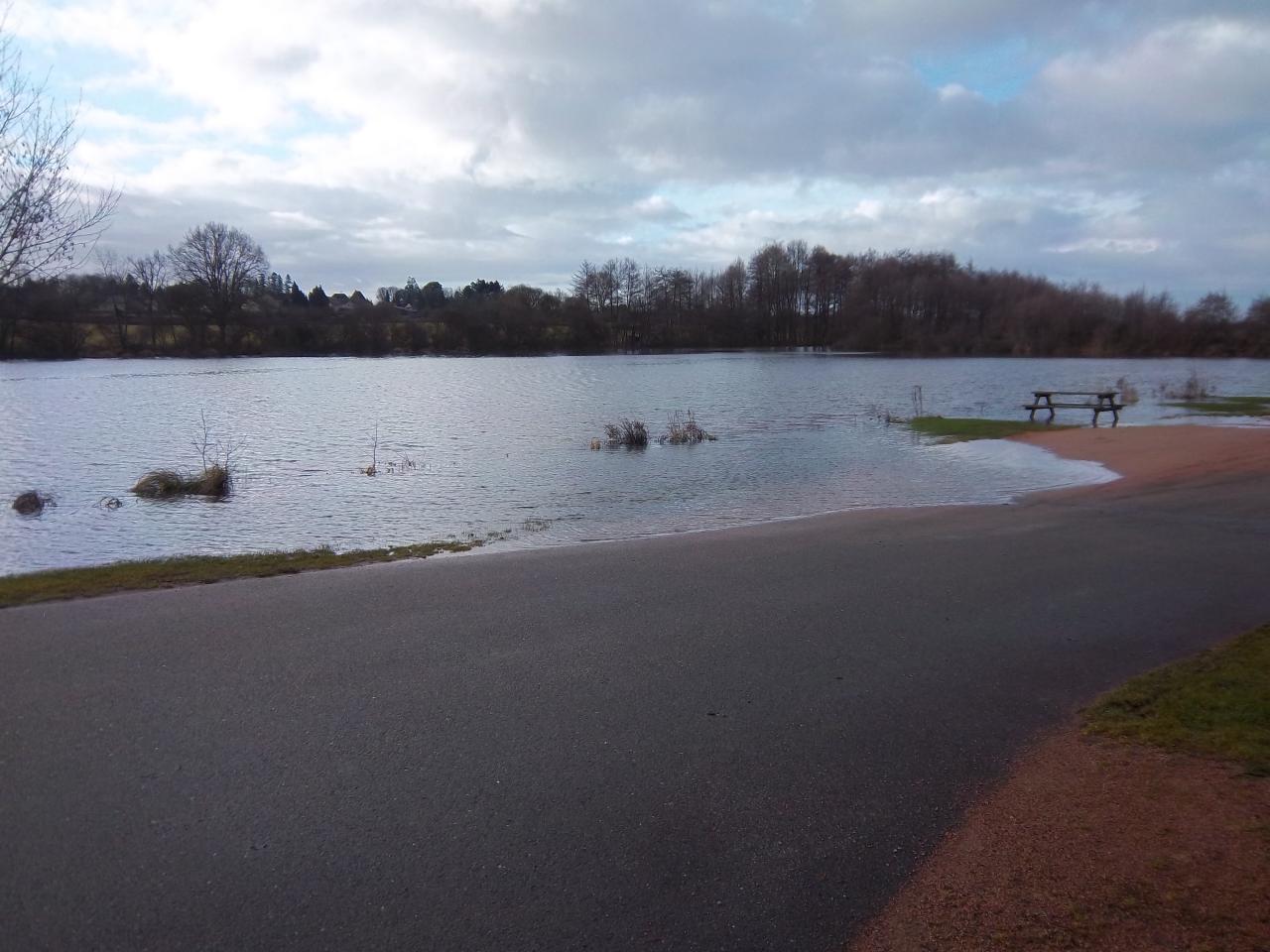 innondation 30 janvier 2015