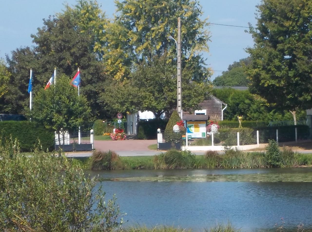 Camping de l'Etang Merlin Chateaumeillant